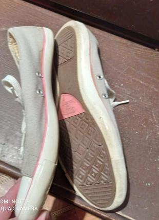 Крутые кеды, кросовки converse оригинал р.383 фото