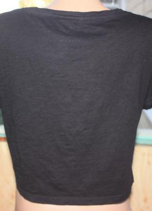Модная футболка топ с белоснежкой3 фото