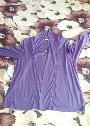 Блузка - обманка3 фото