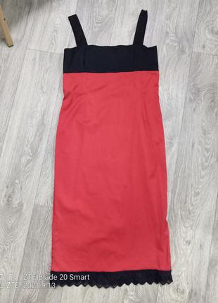 Платье карандаш, мешок, сарафан длинное1 фото