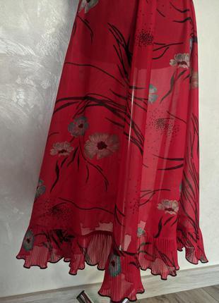Винтажное платье с воротником англия винтаж для фотосессии4 фото
