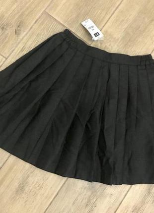 Школьная юбка фирменная спідниця