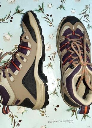 🎁1+1=3 шикарные водонепроницаемые кроссовки ботинки quechua, размер 382 фото