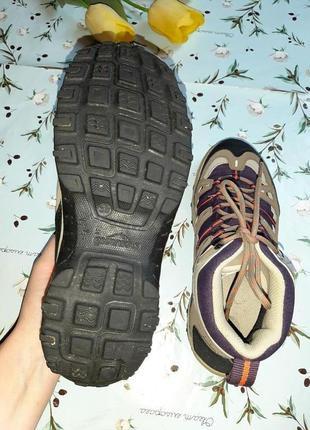 🎁1+1=3 шикарные водонепроницаемые кроссовки ботинки quechua, размер 387 фото