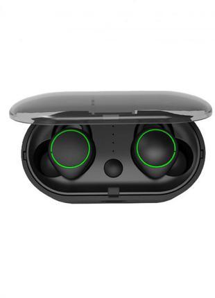 Бездротові навушники air pro tws-t02 black