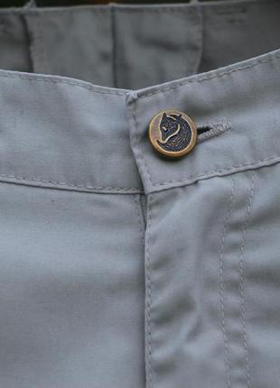 Трекинговые штаны fjallraven g10005 фото