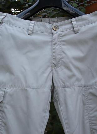 Трекинговые штаны fjallraven g10003 фото