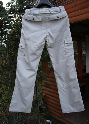 Трекинговые штаны fjallraven g10002 фото