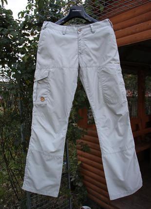 Трекинговые штаны fjallraven g10001 фото