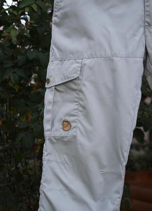 Трекинговые штаны fjallraven g10004 фото