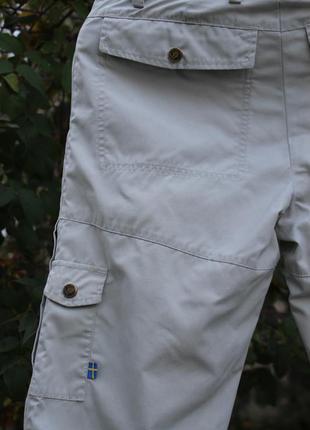 Трекинговые штаны fjallraven g10006 фото