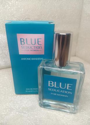 Blue seducation тестер, парфюмированная вода
