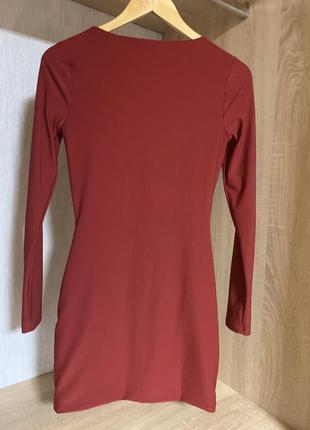 Червоне плаття3 фото