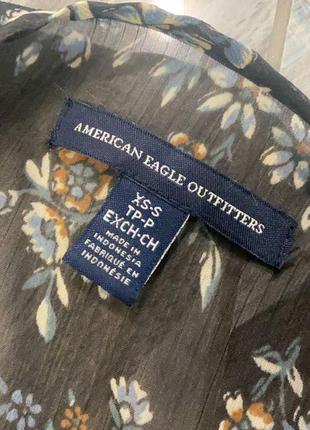 American eagle супер блуза5 фото