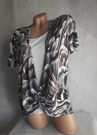 Блуза-футболка