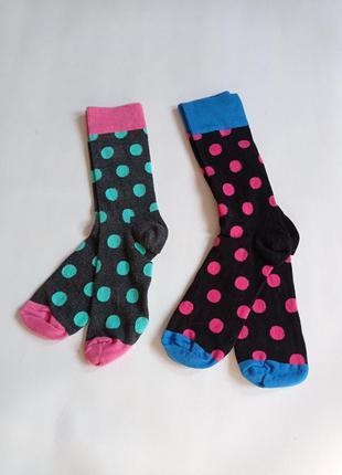Next. высокие носочки в горошек на 37 - 41 и 41 - 45 размер.