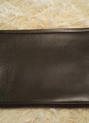 Сумка кошелек черная
