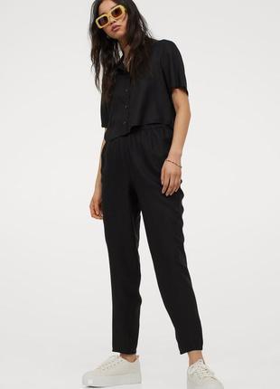 Брюки без застежек, трендовые брюки, легкие летние брюки, легкие штаны, свободные брюки.