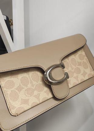 Женская сумка в сьиле coach3 фото