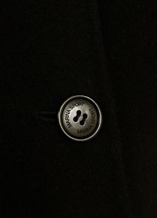 Пальто преміум брендове marina rinaldi marina sport wool coat oригінал.3 фото