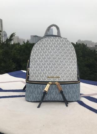 Женский рюкзак в стиле michael kors