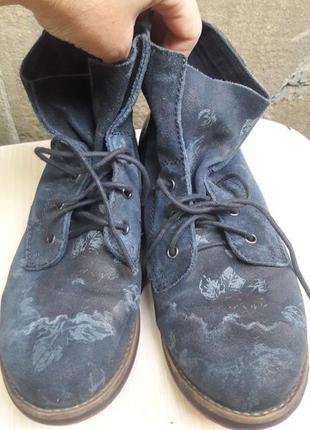 Ботинки деми.много обуви!!!3 фото