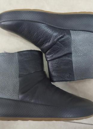 Сапоги чоботи ecco1 фото