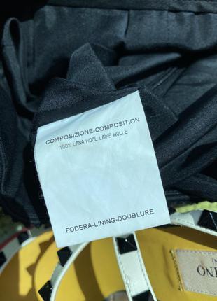 Шикарная юбка /ysl , оригинал/скидка 40 размер5 фото