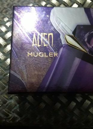 Mugler alien набор новый оригинал
