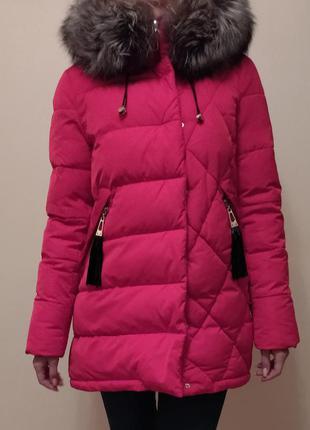 Куртка жіноча зимова 441 фото
