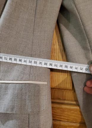 Пиджак новый next. 42-44 p.4 фото