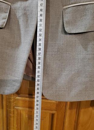 Пиджак новый next. 42-44 p.7 фото