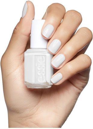 Лак для ногтей essie blanc белый