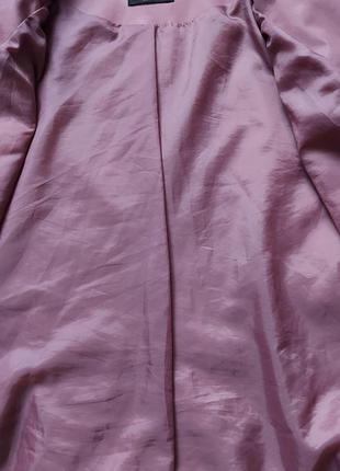 Байкерская куртка-косуха из исскуственной кожи only ava6 фото
