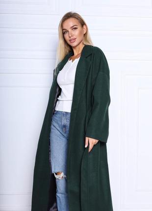 Шикарное пальто4 фото