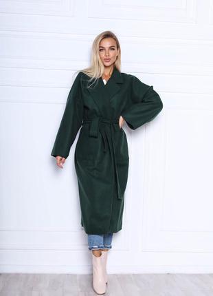 Шикарное пальто1 фото