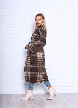 Шикарное пальто6 фото