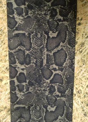 Бафф змеиный принт 24×49см