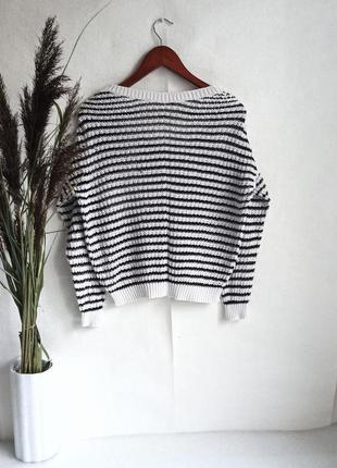 ✨легенький, короткий  светр , сітка ✨2 фото