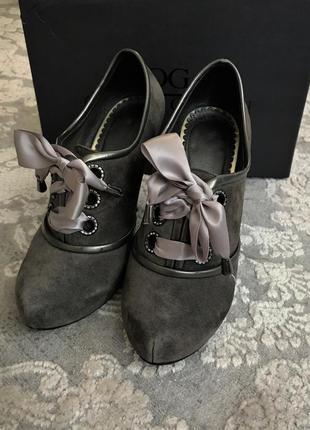 Стильні замшеві туфлі 👠 красивые замшевые туфли