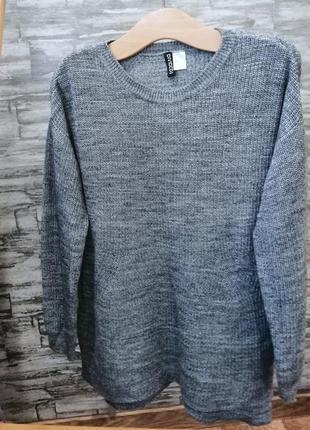 Cтильный свитер h&m2 фото