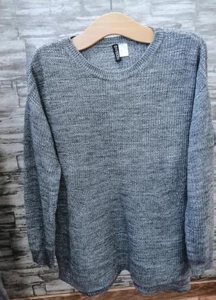 Cтильный свитер h&m1 фото