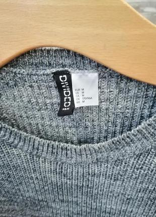 Cтильный свитер h&m5 фото