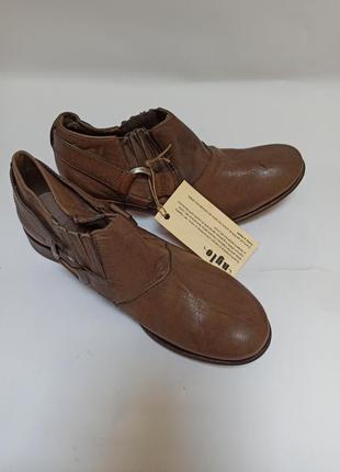 Nylo ботинки женские демисезонные.брендовая обувь stock