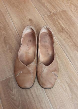 Туфли кожаные производства австрии, р. 39