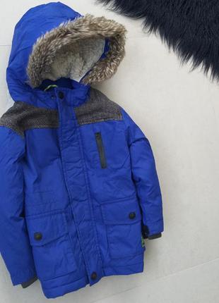 Куртка 2-3 года осень-зима