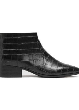 Анклав бутс, туфли , ботинки zara
