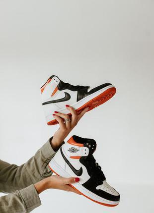 🖤 женские кроссовки nike air jordan 1 high