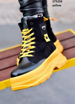 Ботинки демисезонные/осенние ботинки