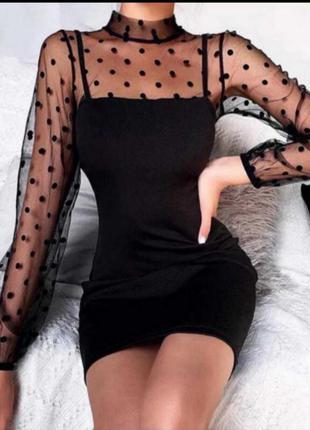 Маленькое чёрное платье 👗 / возможен обмен